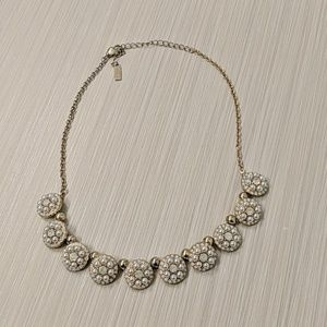 Baublebar Flower Gem Necklace